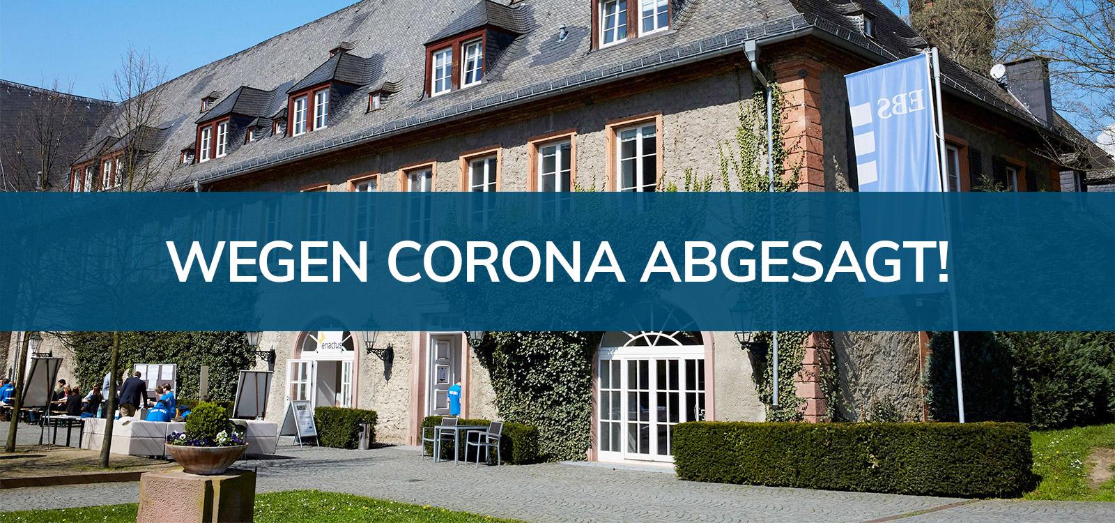 +++ WEGEN CORONA ABGESAGT +++ Symposium und Mitgliederversammlung am Samstag, 14. November 2020